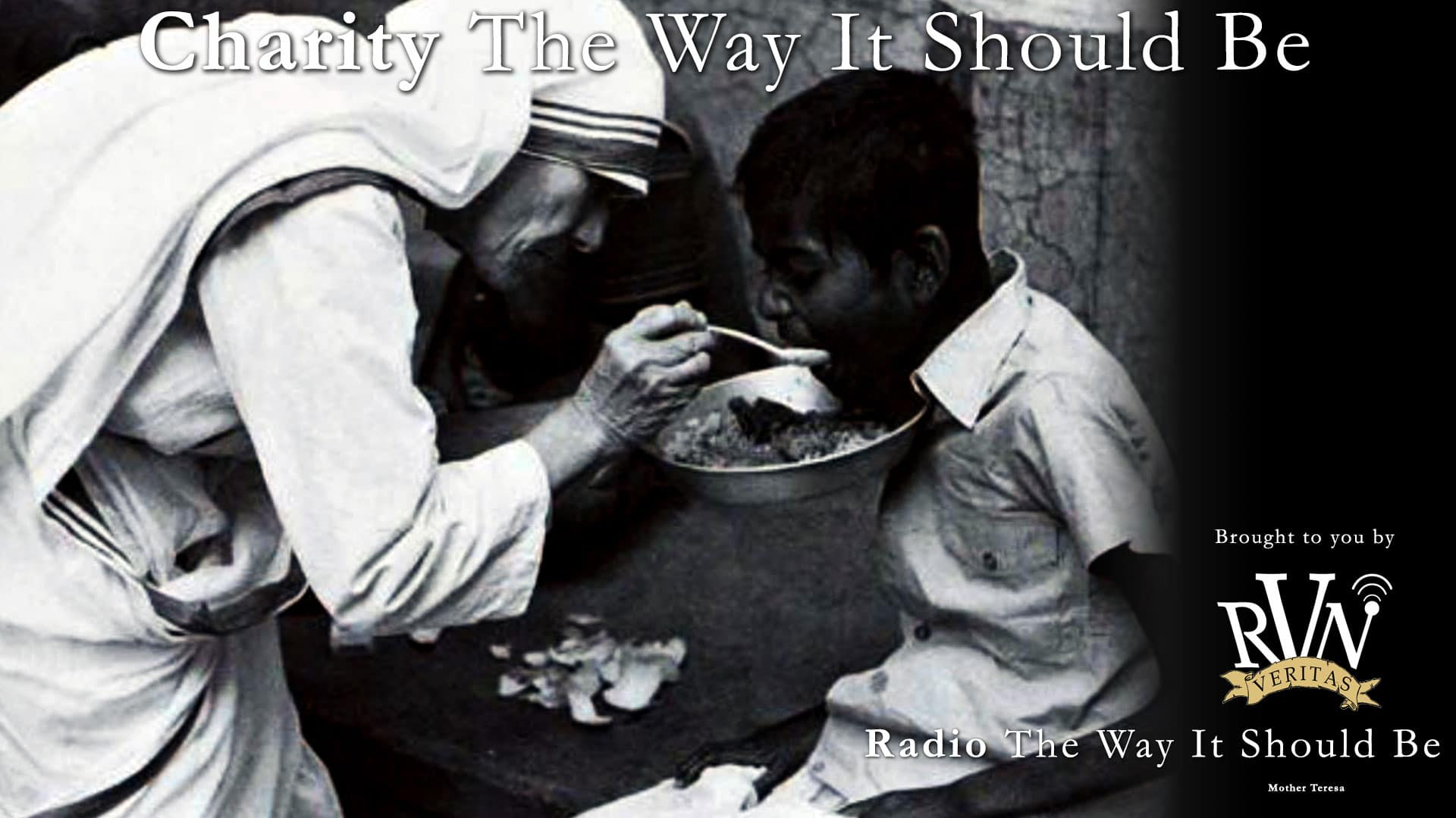 "The ""Radio The Way It Should Be"" Company Presents-Charity The Way It Should Be"