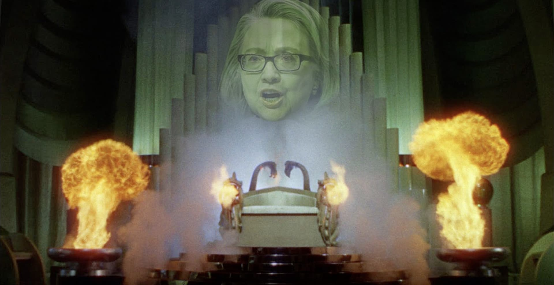 Mike Church Show 050316 Seg. 1-2-It's Official: The Constitution Is D-E-D Dead While Mordor's Oligarch Monster Thrives