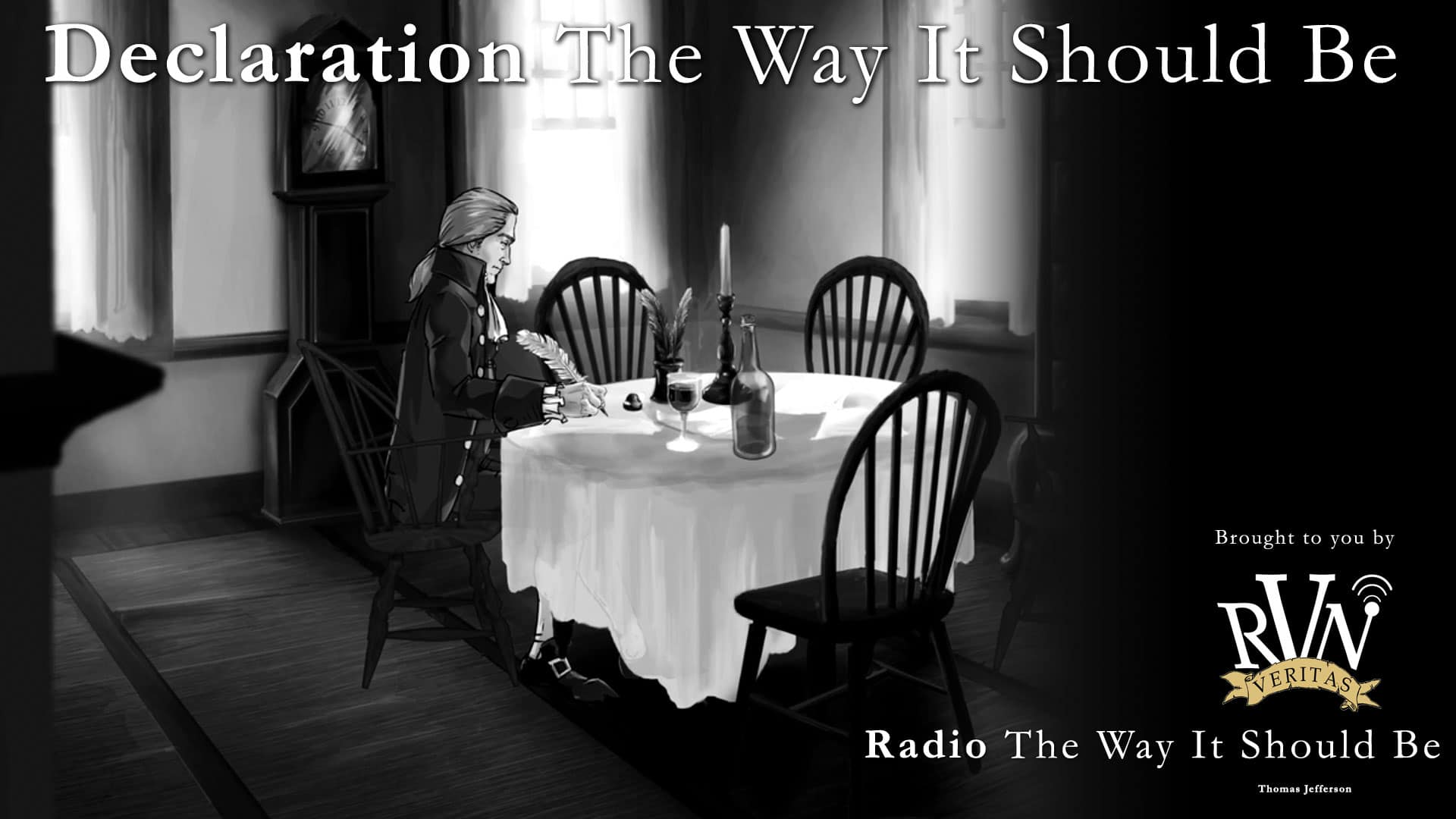 Declaration The Way It Should Be From The Radio The Way It Should Be Campaign