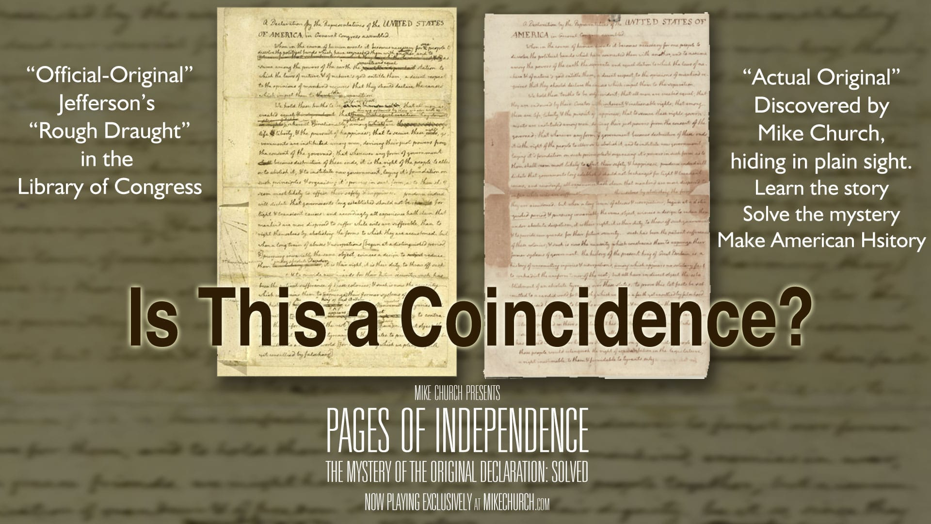 Pages of Independence