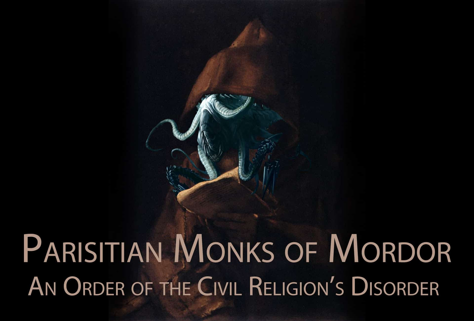 The Mike Church Show 062116 3-4: The Monks Of The Parasitian Order Appreciate Your Continued Conformity