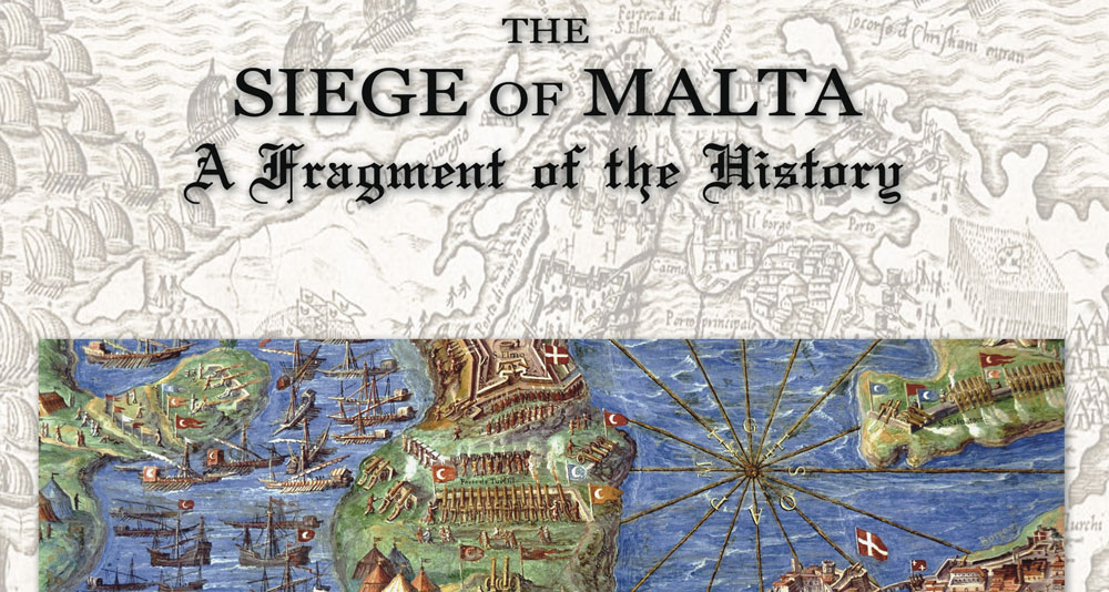 Founder's Pass Member Download: The Siege of Malta, eBook & Audio From Mike Church
