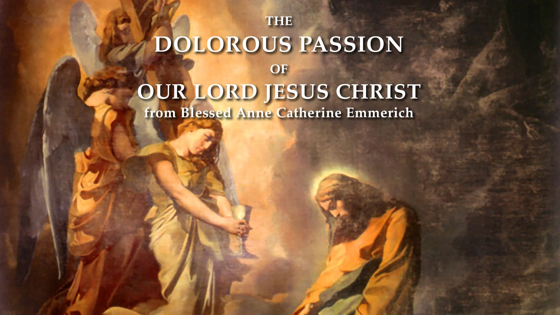 For Founder's Pass Members: Blessed Catherine Emmerich's The Passion of Our Lord eBook