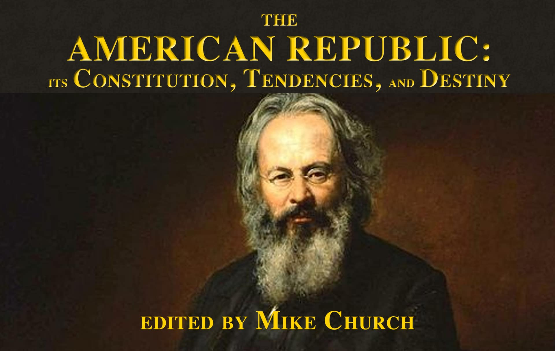 Founders Pass FREE Download: Orestes Brownson's The American Republic