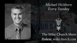 Michael Hichborn Interview - Infanticide is Here - The Mike Church Show
