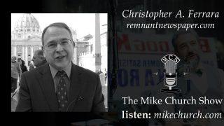 """Chris Ferrara: The Punisher Pope & His ShAmazonian """"Wrecking Ball"""""""