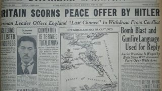 Reverse Deception: Great Britain's Collapsing Empire & WWII Failures
