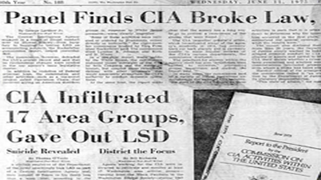 MK Ultra A History - Reverse Deception