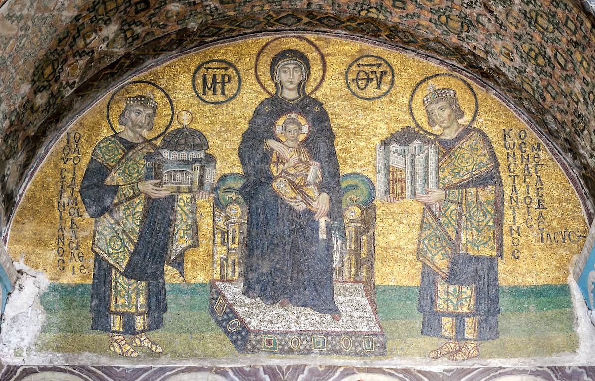 Reconquest Episode 176: 'Virgin Made Church'