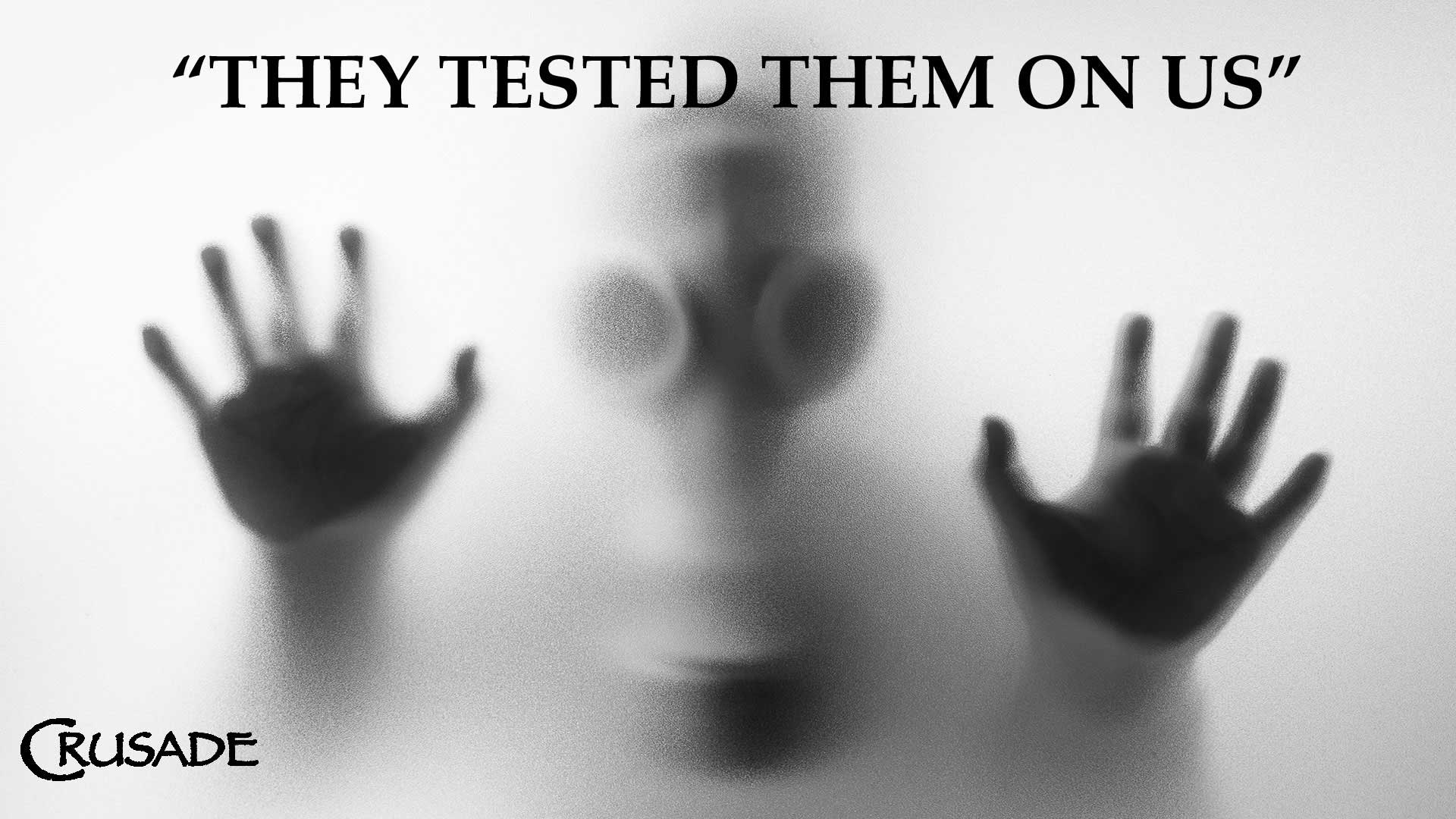 FREE - Reverse Deception: They Tested Them On Us, Part 1