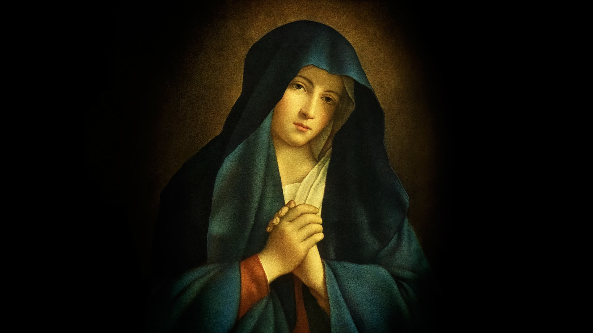Assumption: Devotion To The BVM Is The Cure For Our Diabolically Obsessed Age - The Mike Church Show