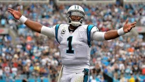 Sports Talk With Corey Clark - Cam Newton is either hurt or he just stinks!