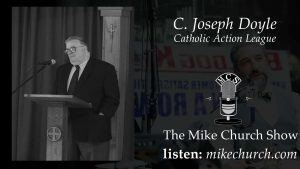 The Great Pain Robbery: How Manchester's Bishop Is Selling Out Catholic Healthcare - Joe Doyle joins The Mike Church Show