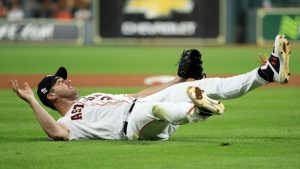 Sports Talk With Corey Clark - Astros fire Taubman but still run away from the blame
