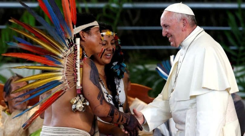 The Church Is Missionary by Her Very Nature