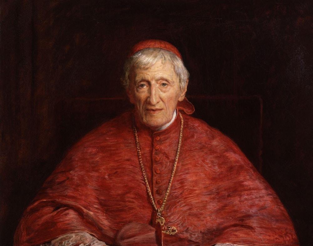 Queering the Communion of Saints: Father James Martin Slanders Saint John Newman