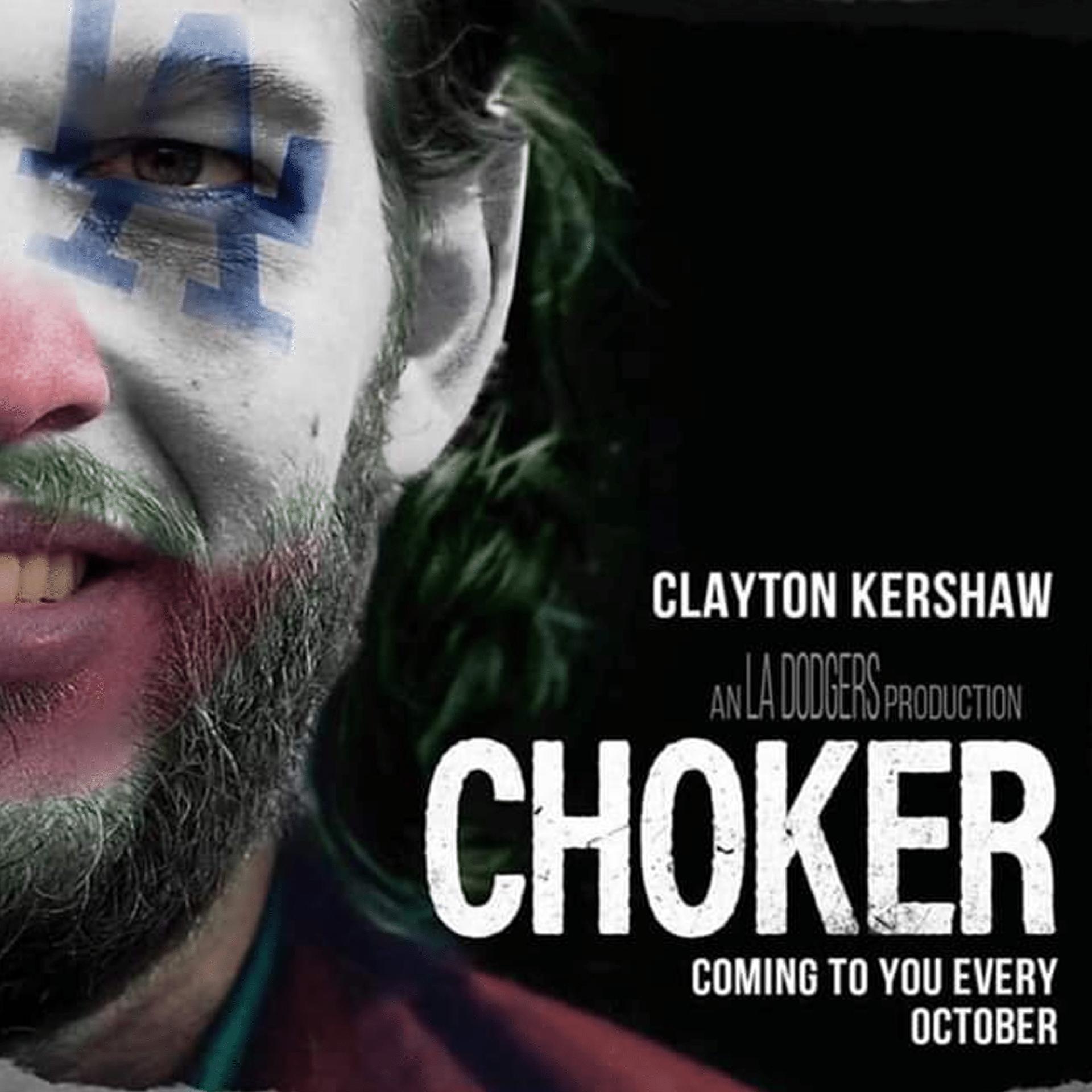 Sports Talk With Corey Clark - Clayton Kershaw has stamped his way to Chokestown