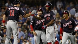 Sports Talk With Corey Clark - The world is rooting for the Nationals to win it all, even some Astros fans