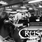 CRUSADE Channel Newscast December 9th, 2019 Monday