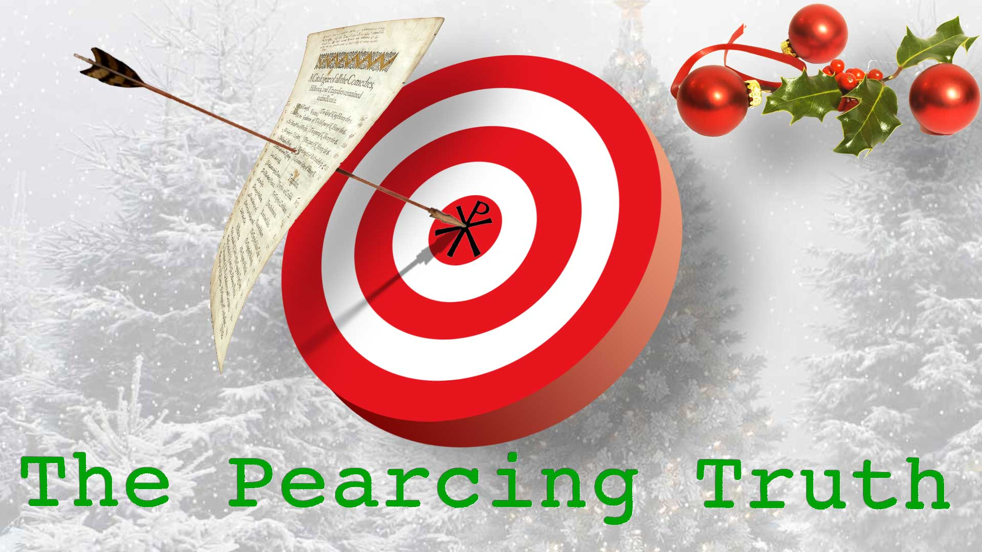 The 2nd Annual Pearcing Truth Christmas & 5th Annual Simpsonaire's Concert
