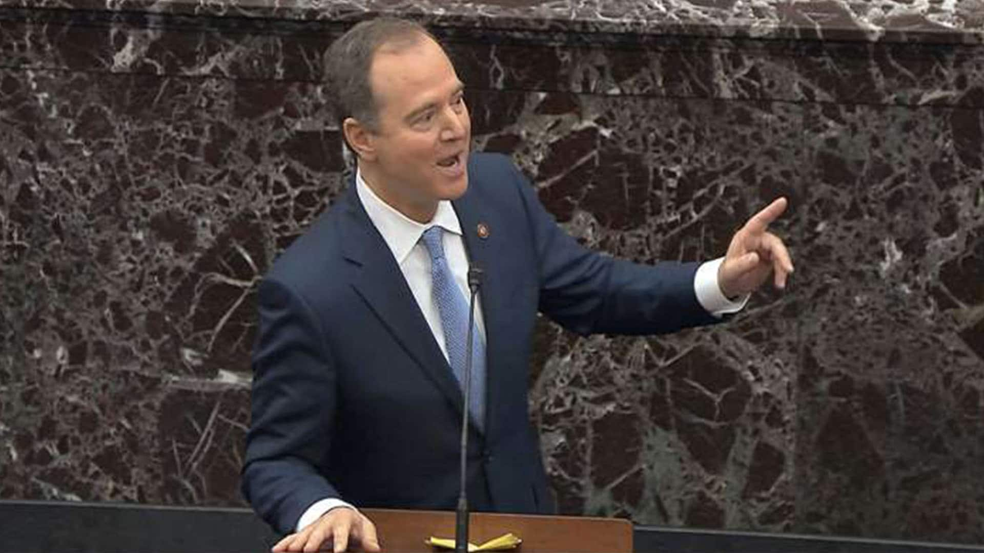 Wednesday-Shampeachment Day 1: Evil SA Schiff Reveals The Garbage Truck Strategy