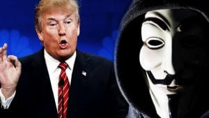 Wednesday-Trump Trolls Demoncrats With Claims He Knows The Identity Of Anonymous