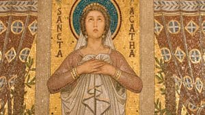 Wisdom Wednesday-Quantum Physics Cannot Explain God And Therefore Cannot Explain Our Universe & Saint Agatha's Heroic Virginity