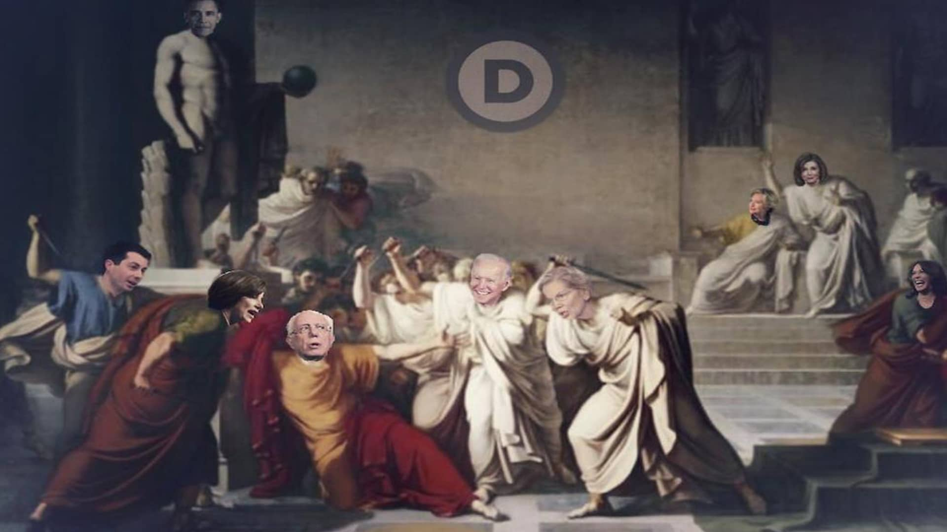 """Wednesday-Creepy Joe Biden's Super Tuesday Rout Wasn't a """"Comeback"""", It Was A Coup!"""