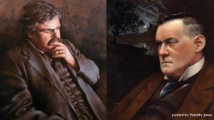 Monday-No, Chesterton & Belloc Are NOT Socialists, But There Are Plenty of Them Running For President!