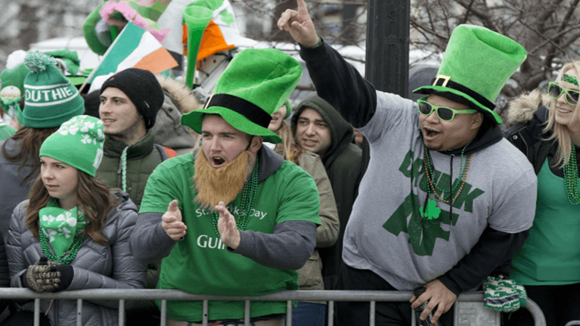 How Fake Irish Boston Catholics Ruined Saint Patricks Day & Slandered Saint Patrick with Joe Doyle
