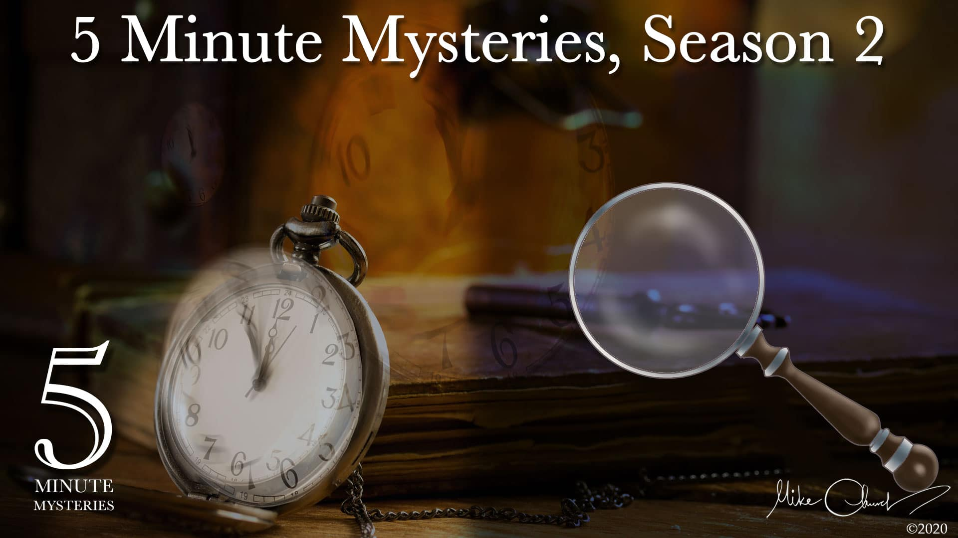 5 Minute Mysteries Season 2 Episode 7 - The Deadly Lion In Greg's Den