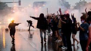 Thursday-Here Comes The Covid-19 Anarchy In The <del>U.K. </del> U.S.!