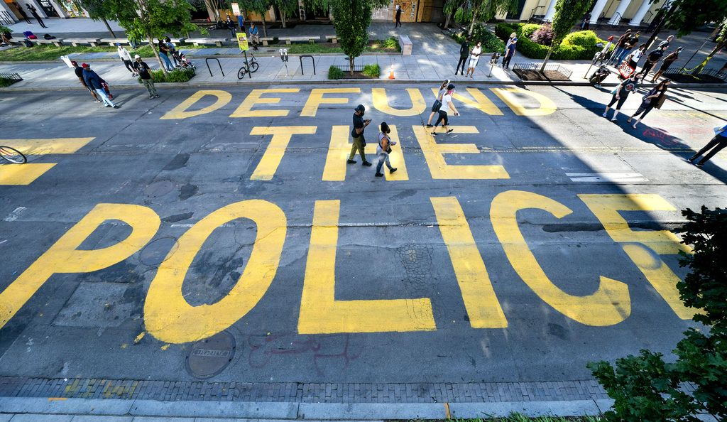 The Breakdown - What Will Fill The Void If The Police Are Defunded?