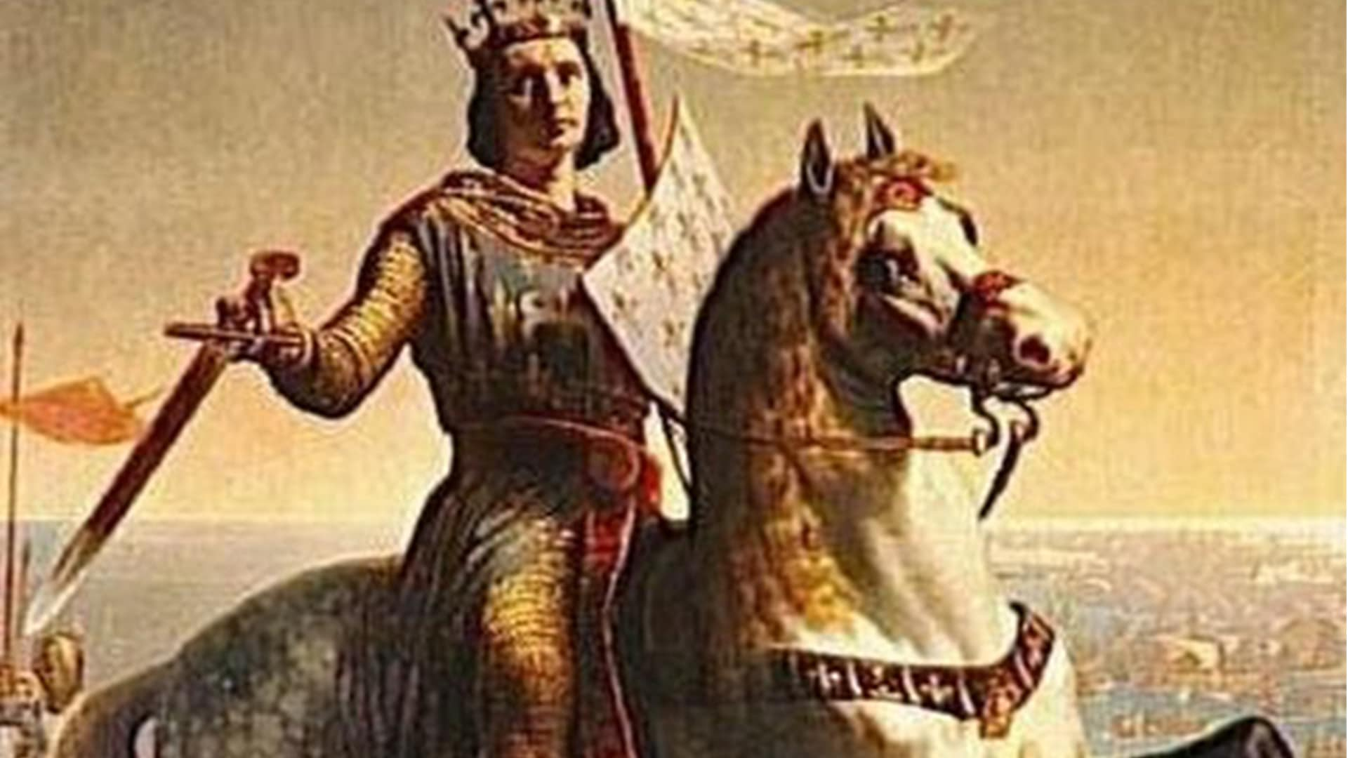 Saint King Louis IX