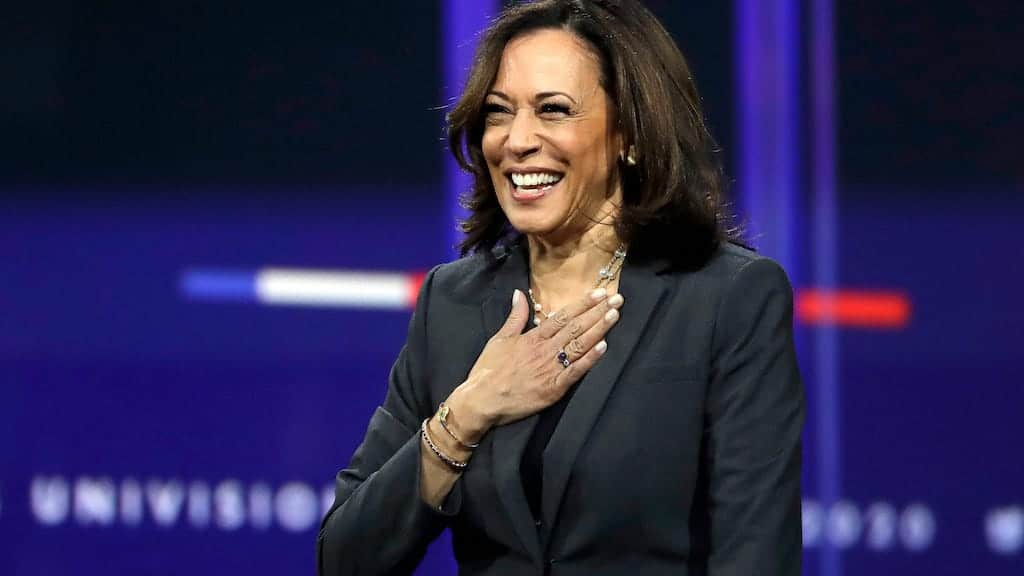 Joe Biden Picks Kamala Harris In Rebuke Of Progressive Ideology