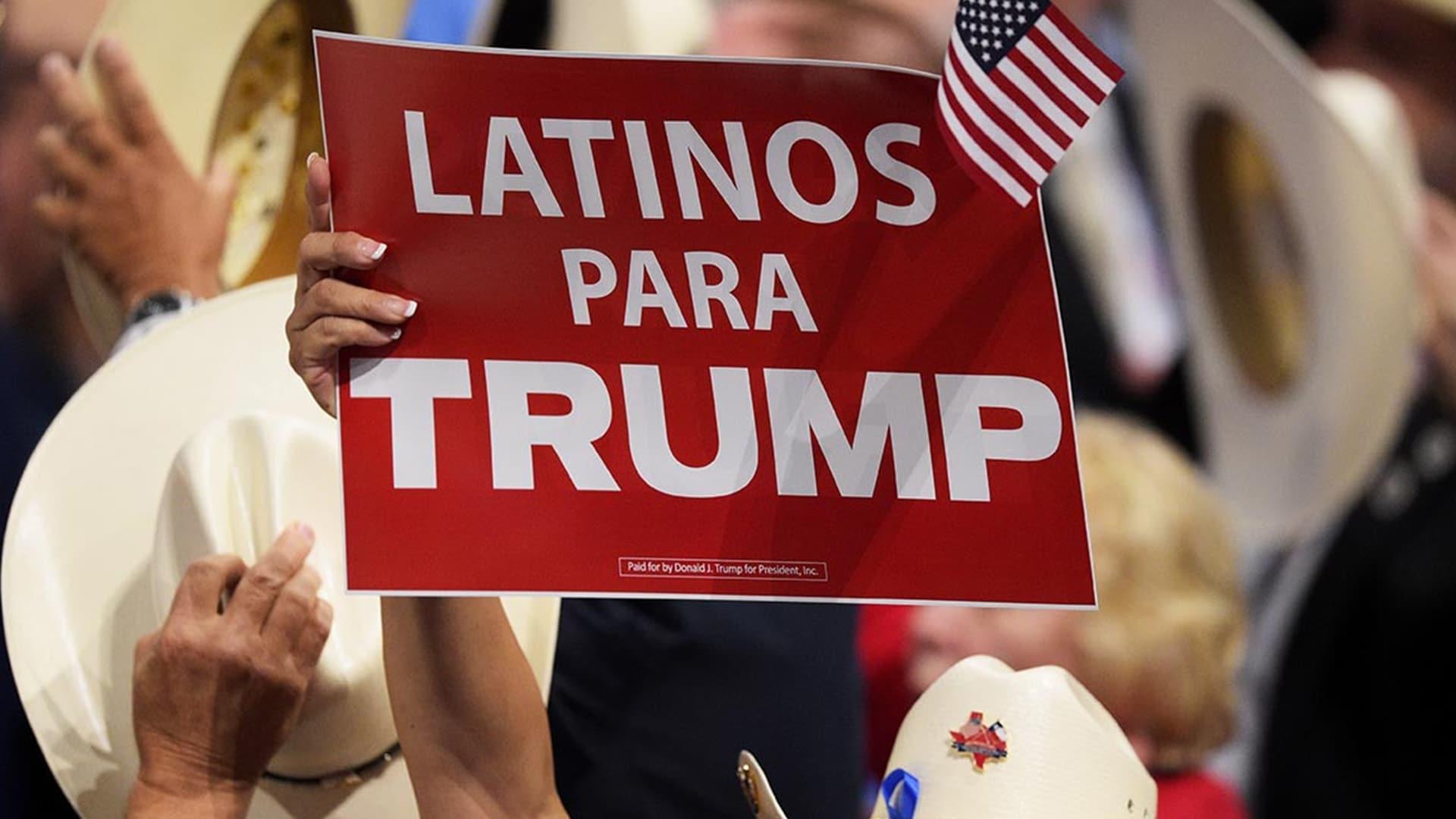 Trump Latino