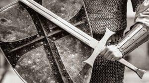 CRUSADER Knight Patriots