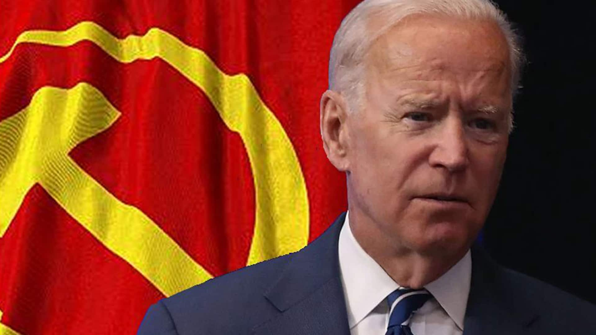 Biden Commies