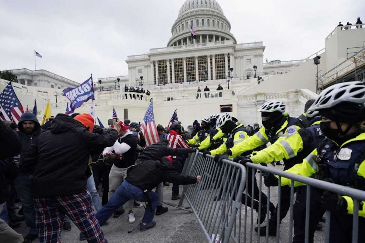 Capitol Assault