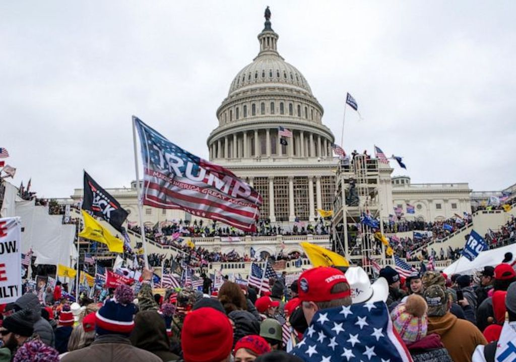 Ex-Military Are Miscast As Dangerous In Wake Of Capitol Riot, Veterans Claim