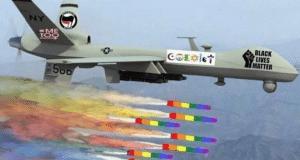 Bombing Brown People