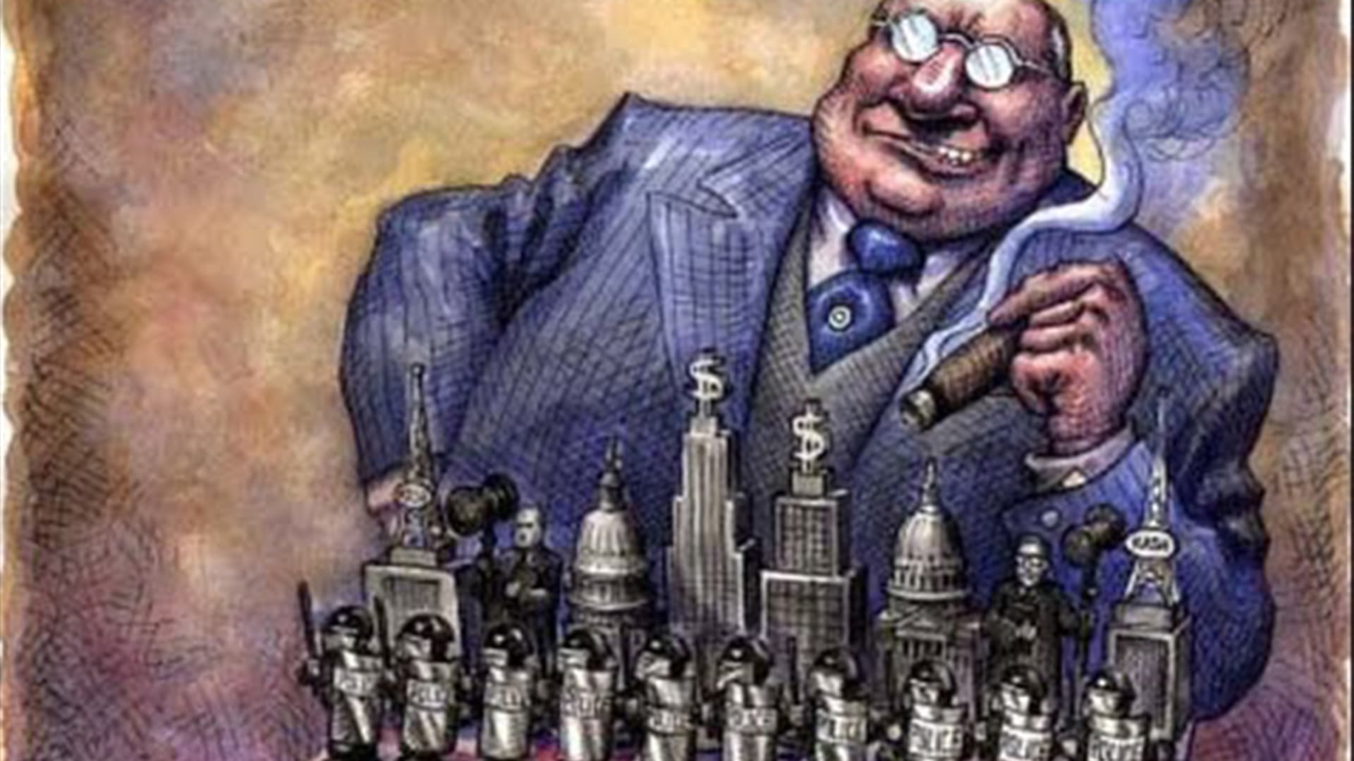Demonic Oligarchs