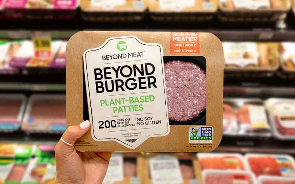 Beyond Meat Strikes Deals With McDonald's, Yum But Shares Fall