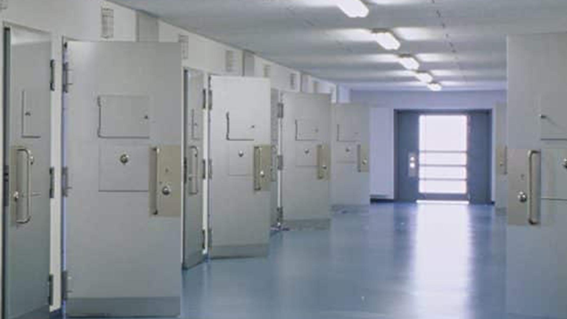 Corona Gulag Door