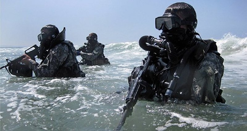 Hundreds of Navy SEALS told they won't be deployed if they refuse COVID vaccine