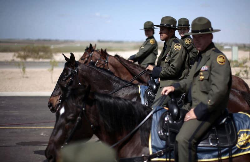 Border patrol union boss slams Psaki, media for false story about horse-mounted agents