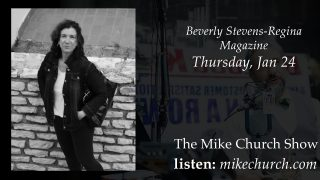 HIGHLIGHT - The Mike Church Show Beverly Stevens Interview