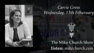 "Carrie Gress Author of ""The Anti-Mary Exposed"" Interview With Mike Church - The Mike Church Show"